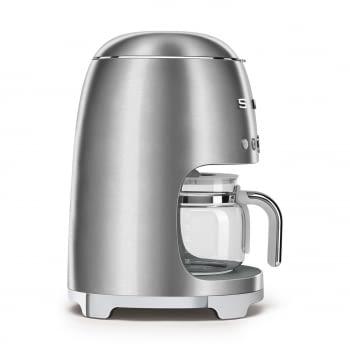 Cafetera de Goteo DCF02SSEU SMEG de 1050 W con Sistema de goteo-filtro | Display LED | Depósito: 1,4L | 3 sistemas de protección | Acabado Inoxidable - 2