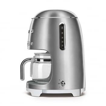 Cafetera de Goteo DCF02SSEU SMEG de 1050 W con Sistema de goteo-filtro | Display LED | Depósito: 1,4L | 3 sistemas de protección | Acabado Inoxidable - 7