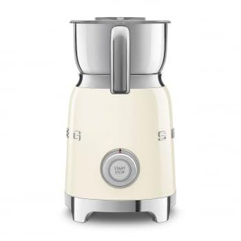 Espumador de leche MFF01CREU SMEG Crema con Sistema de inducción | Capacidad recipiente 600 ml | Capacidad para espumar 250gr | 8 Funciones - 6