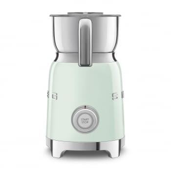 Espumador de leche MFF01PGEU SMEG Verde Agua con Sistema de inducción | Capacidad recipiente 600 ml | Capacidad para espumar 250gr | 8 Funciones - 5