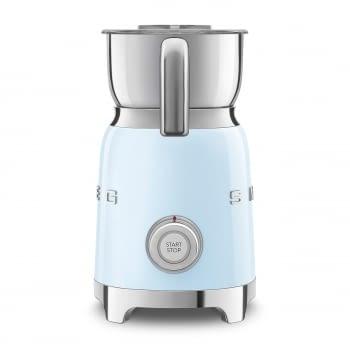 Espumador de leche MFF01PBEU SMEG Azul con Sistema de inducción | Capacidad recipiente 600 ml | Capacidad para espumar 250gr | 8 Funciones - 2