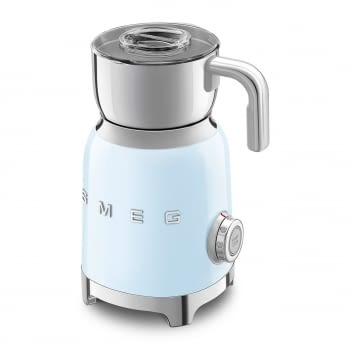 Espumador de leche MFF01PBEU SMEG Azul con Sistema de inducción | Capacidad recipiente 600 ml | Capacidad para espumar 250gr | 8 Funciones - 3