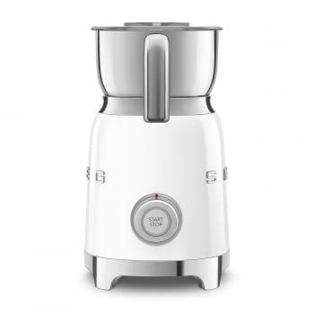 Espumador de leche MFF01WHEU  SMEG Blanco con Sistema de inducción | Capacidad recipiente 600 ml | Capacidad para espumar 250gr | 8 Funciones - 2