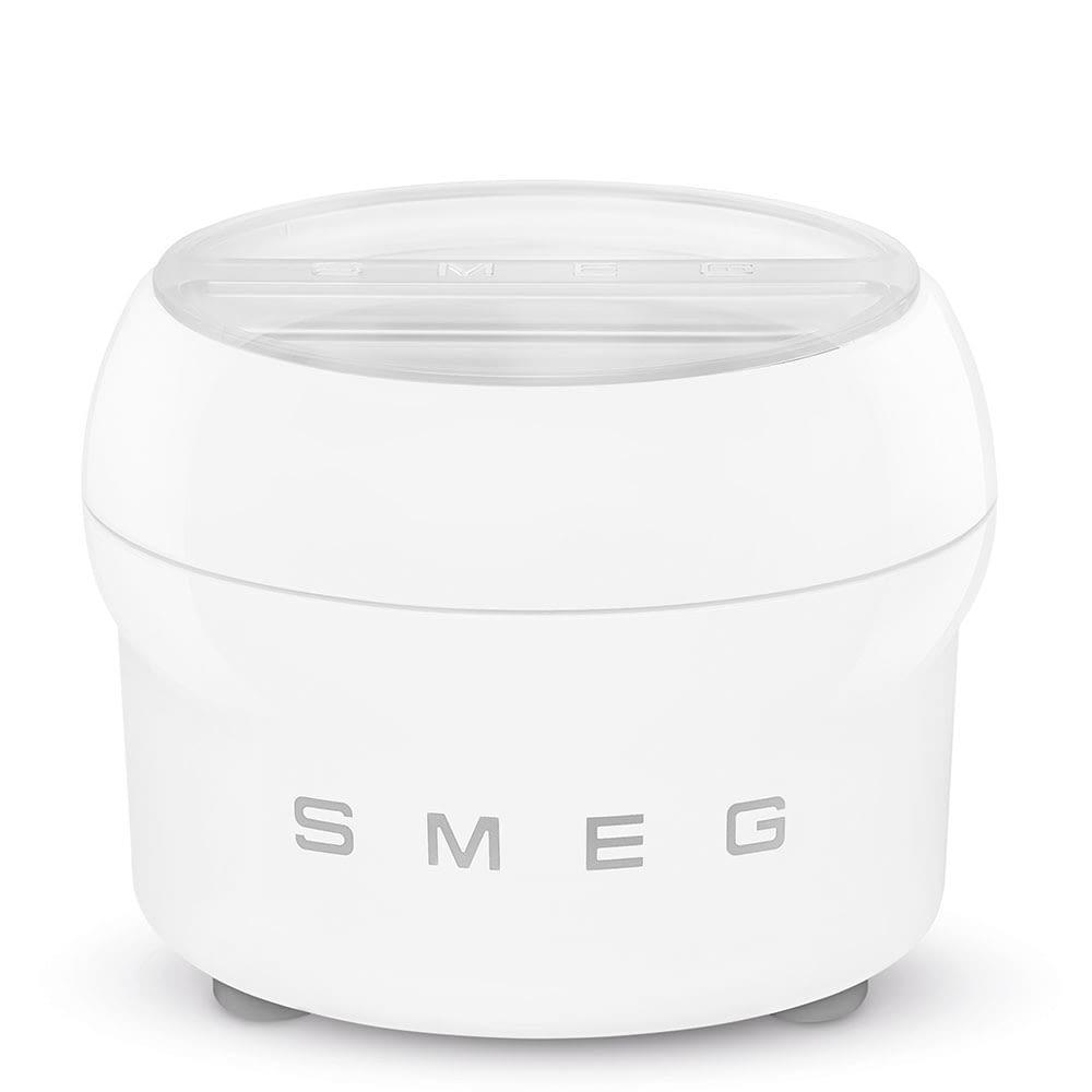 Accesorio Máquina de Helados + Accesorios SMIC01 SMEG   Compatible con: SMF01, SMF02, SMF03, SMF13 (con bol de Acero Inox) -