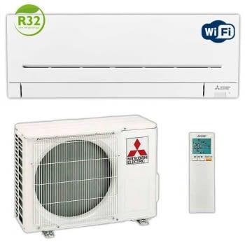 Set Aire acondicionado Mitsubishi MSZ-AP35VGK | WiFi incluido | Gas R-32 | 19dB | Clase A+++ - 2