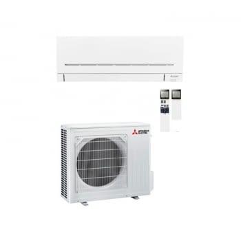 Set Aire Acondicionado Mitusbishi MSZ-AP60VG(K) | Split 1x1 | Con Wi-Fi | Gas R-32 | Clase A+++ - 1