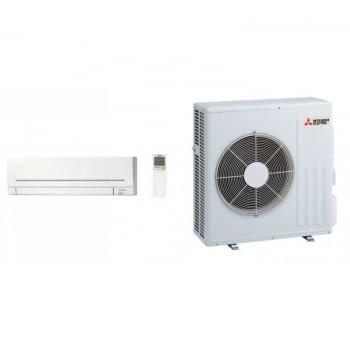Set Aire Acondicionado Mitsubishi MSZ-AP71VGK | Split 1x1 | Con Wi-Fi + Alexa | Gas R-32 | Clase A++ - 2