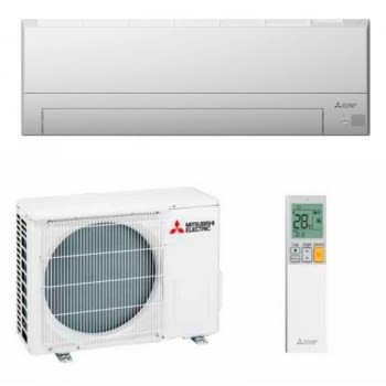 Set Aire Acondicionado Mitsubishi MSZ-BT20VGK | Split 1x1 | Gas R-32 | Con Wi-Fi + Alexa | Clase A++ - 1