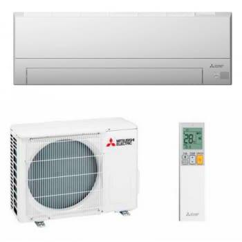 Set Aire acondicionado Mitsubishi MSZ-BT25VGK | Split 1x1 | Gas R-32 | Wi-Fi + Compatible con Alexa | Clase A++