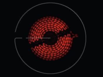 Placa de cocción vitrocerámica Zanussi ZHRN638K | 3 zonas Hi-Light | 60 cm | Zona triple 27 cm - 5