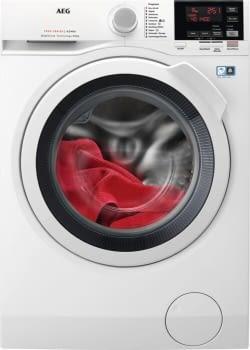 LavaSecadora AEG L7WBG841 Blanca de 8 Kg en lavado y 4 Kg en secado a 1600 rpm | Motor Inverter de Clase A