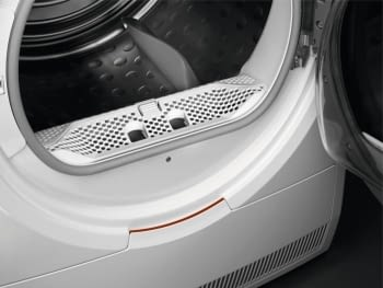 Secadora AEG T7DBK841Z Blanca |8 Kg | Serie 7000 | Bomba de Calor | 1.400 (1.000) rpm | Clase A++ - 3