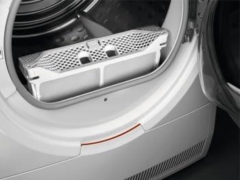 Secadora AEG T7DBK841Z Blanca |8 Kg | Serie 7000 | Bomba de Calor | 1.400 (1.000) rpm | Clase A++ - 4