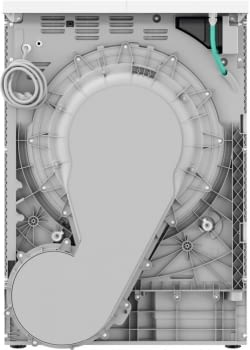 Secadora AEG T7DBK841Z Blanca |8 Kg | Serie 7000 | Bomba de Calor | 1.400 (1.000) rpm | Clase A++ - 8