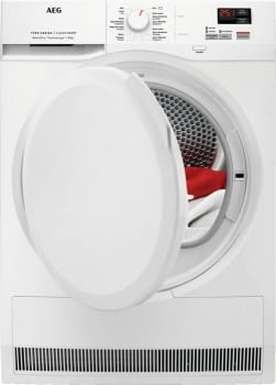 Secadora AEG T7DBK860Z Blanca | 8 Kg | Serie 7000 | Bomba de Calor | 1400 (1000) rpm | Inverter | Clase A+++