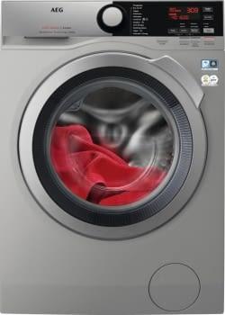 LavaSecadora AEG L7WEE862S Silver de 8 Kg en lavado y 6 Kg en secado, a 1600 rpm con tecnología ProSteam | Clase A