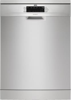 Lavavajillas AEG FFB53620ZM Inoxidable | AirDry + AutoOff  | 60 cm | 13 cubiertos | Inverter  | Clase D