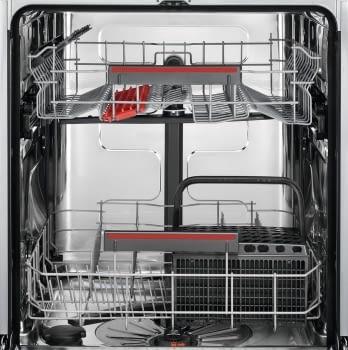 Lavavajillas AEG FFB53620ZW Blanco    AirDry + AutoOff   de 60 cm para 13 cubiertos   Inverter   Clase D - 3