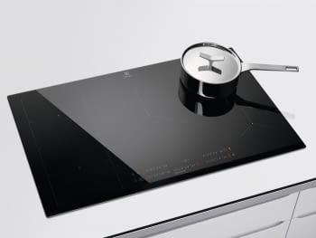 Placa de Inducción Electrolux EIV955 | 90 cm | 5 zonas de Inducción (28 cm) | Conexión Placa-Campana Hob2Hood - 5