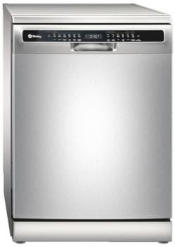 Lavavajillas Libre instalación Balay 3VS6660IA | 60cm | INOX Antihuellas | Motor ExtraSilencioso | programa Automático | Clase A+++