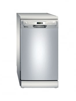 Lavavajillas BALAY 3VN5330IA | Libre instalación | 45 cm. | 10 servicios | Acero inoxidable | Progr. Auto | Media Carga | 5 litros | 48 db | Aquastop