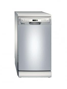 Lavavajillas BALAY 3VN4010IA | Libre instalación | 45 cm. | 9 servicios | Acero inoxidable | Progr. 1h | 10 litros | 48 db