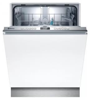 Lavavajillas BALAY 3VF5010DP | Totalmente integrable 60x81 | 12 servicios | Inox look | Prog.: Auto 1h | VSplus. 10 | 5 litros. | 48db. | Cuba mixta acero y polinox.