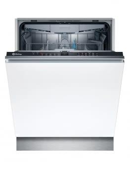 Lavavajillas BALAY 3VF5330NP | Totalmente integrable 60x81 | 13 servicios | Negro | VSPlus Accesorios. 9 | 48db | Cuba mixta acero y polinox.