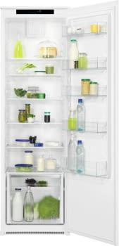 Frigorífico Vertical Side by Side Zanussi ZRDN18FS2 Integrable de 177 x 54.7 cm con DynamicAir | Clase A++