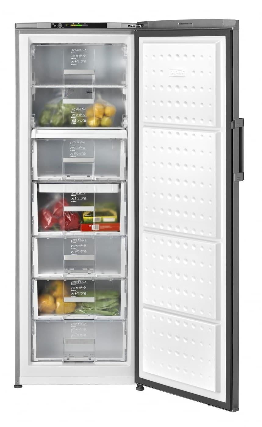 Congelador Vertical Teka TGF3 270 X (Ref. 113300001) Inoxidable antihuellas de 171.4 x 59.5 cm No Frost | Clase A+ -