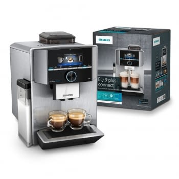 Cafetera superautomática Expresso Siemens TI9553X1RW | Acero inoxidable | tecnología iAroma - 2