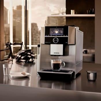 Cafetera superautomática Expresso Siemens TI9553X1RW | Acero inoxidable | tecnología iAroma - 3