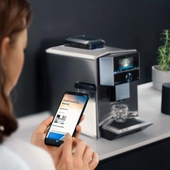 Cafetera superautomática Expresso Siemens TI9553X1RW | Acero inoxidable | tecnología iAroma - 4