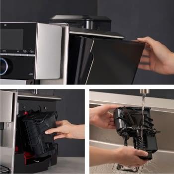 Cafetera superautomática Expresso Siemens TI9553X1RW | Acero inoxidable | tecnología iAroma - 5