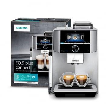 Cafetera superautomática Expresso Siemens TI9553X1RW | Acero inoxidable | tecnología iAroma - 6