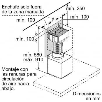 Accesorio Kit de recirculación Clean Air Plus SIEMENS LZ11DXI16 - 3