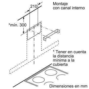 Accesorio Kit de recirculación Clean Air Plus SIEMENS LZ11DXI16 - 5