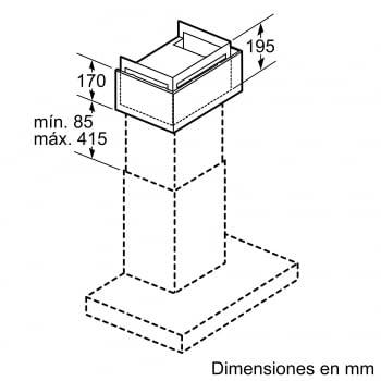 Accesorio Kit de recirculación Clean Air Plus SIEMENS LZ11FXC56 - 3