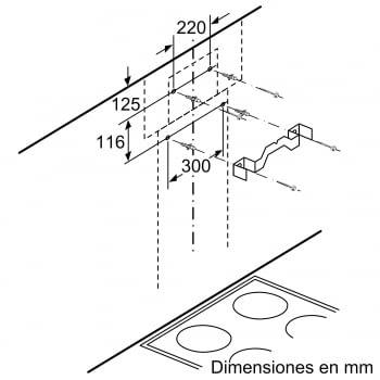 Accesorio Kit de recirculación Clean Air Plus SIEMENS LZ12CXC56 - 5