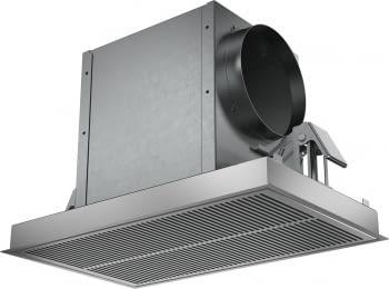 Accesorio Kit de recirculación Clean Air Plus SIEMENS LZ21JCC56 INOX - 1