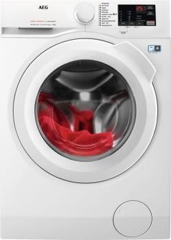 Lavadora AEG L6FBI821 Libre Blanca de 8 kg a 1200 rpm ProSense y clase A+++ -20% | Serie 6000
