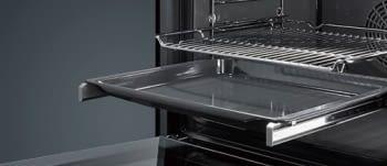 Clip rail HZ538000 para Hornos Siemens | INOX - 2