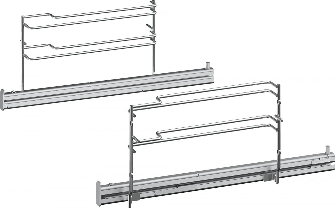 Extensiones de railes completas HZ638178 para Hornos Siemens | INOX -