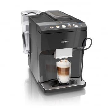 Cafetera superautomática Expresso Siemens TP503R09 | EQ.500 classic | tecnología iAroma | Negro