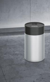 Contenedor de leche para cafeteras superautomática y TASSIMO Siemens TZ80009N - 2
