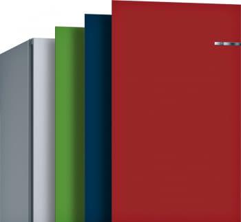 Frigorífico combi KVN39IHEA Bosch | Libre instalación con puertas personalizables | 203 x 60 cm | Verde lima - 3
