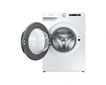 Lavadora Carga Frontal Samsung WW80TA046TE/EC | Tecnología EcoBubble™ | Serie 5 | 8kg | Blanco | Clase B - 2