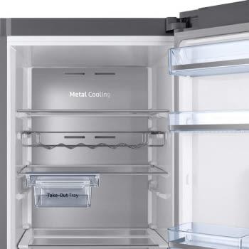 Frigorífico Una Puerta SAMSUNG RR39M7165S9/ES Inox | Metal cooling | Digital Inverter | Clase E | Stock - 5