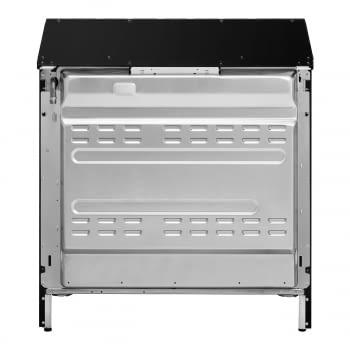 Cocina Victoria Smeg TR90P9 Crema de 90 cm, Encimera de Gas con 5 Zonas de cocción, 1 Horno Termoventilado con limpieza Vapor Clean   Clase A - 9