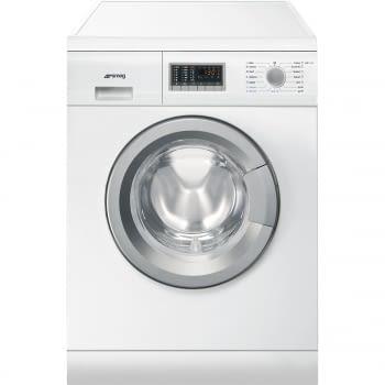 LavaSecadora Carga Frontal SMEG LSF147E | Libre Instalación | 7Kg / 4kg Secado | Blanco | 15 programas